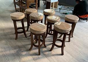 Thumb ghế gỗ spa cho kỹ thuật viên đẹp giá rẻ