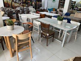Thumb xưởng sản xuất bàn ghế gỗ decor giá rẻ miền Bắc