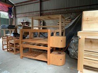 thumb xưởng sản xuất giường gội dưỡng sinh