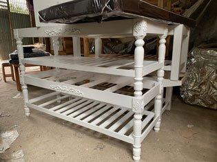 thumb xưởng sản xuất giường spa tân cổ điển