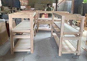 thumb xưởng sản xuất giường spa