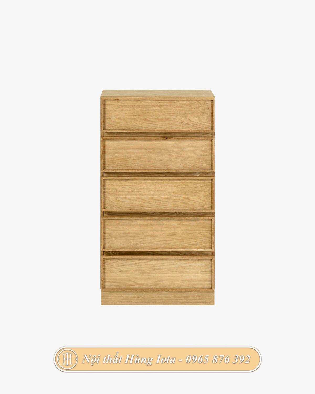 Tủ đựng đồ cá nhân 5 tầng bằng gỗ
