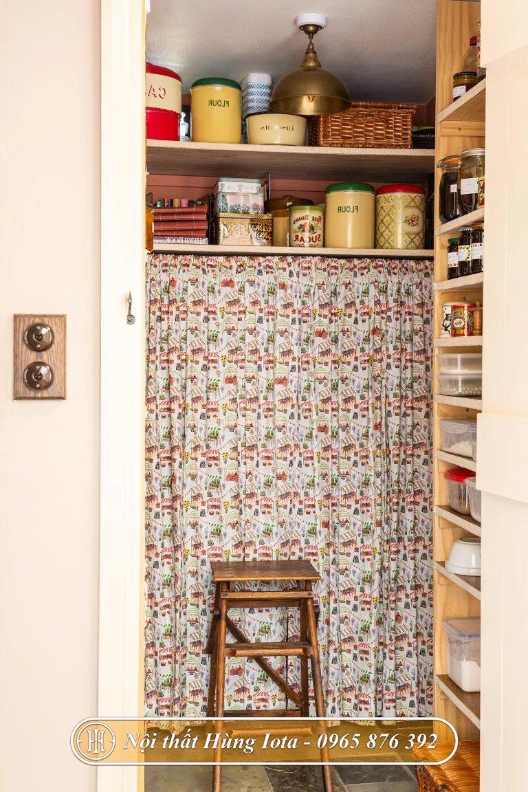 Decor phòng bếp phong cách retro độc đáo ấn tượng