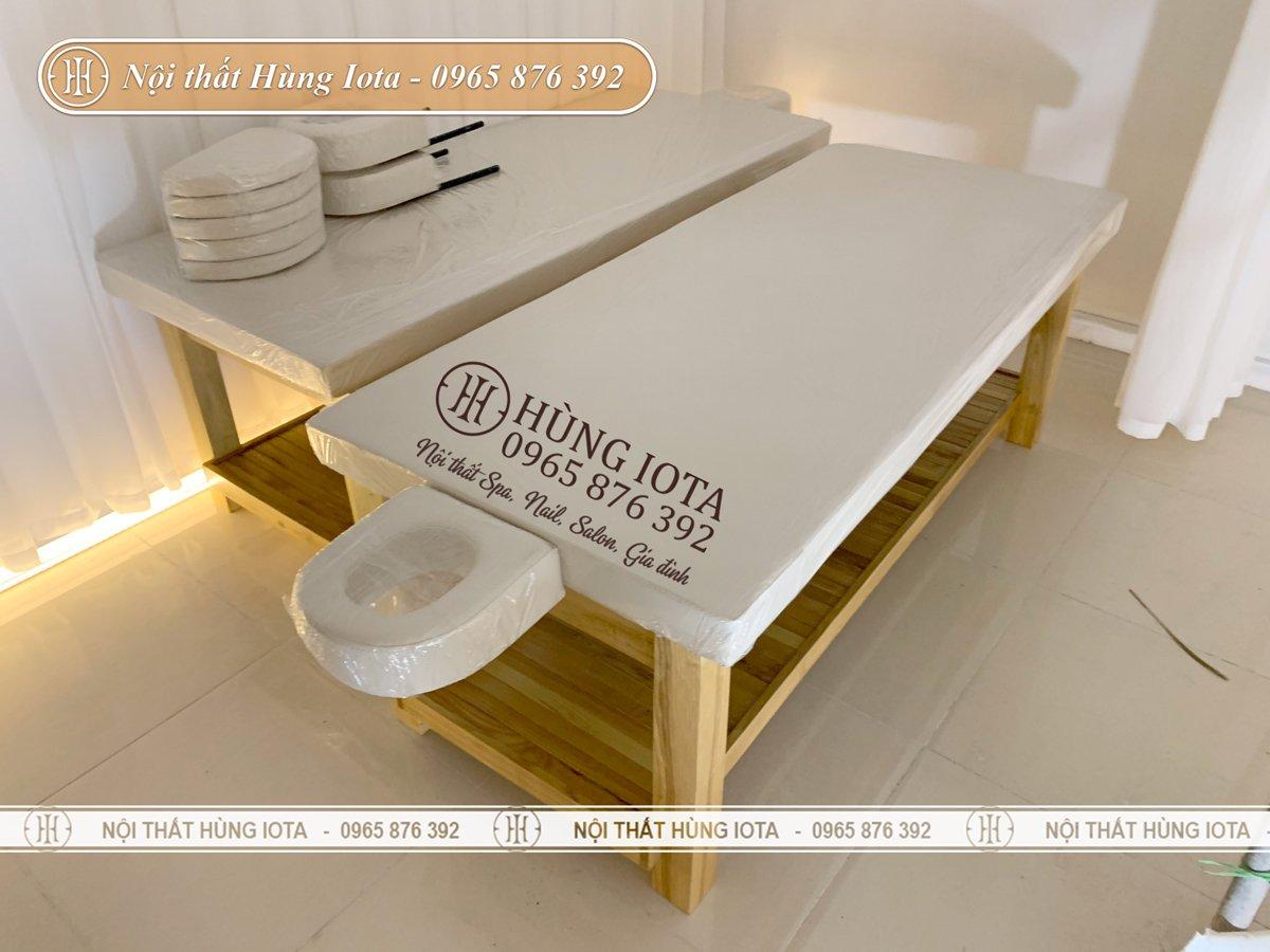 Giường spa đẹp giá rẻ chất lượng