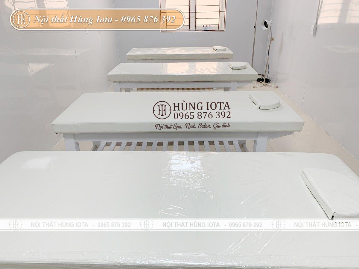 Hệ thống giường spa tại bệnh viện