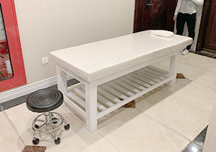 Thumb giường spa gia đình lắp đặt ở chung cư Quảng An