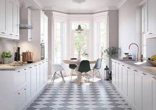 Thumb thiết kế nhà bếp kết hợp phòng ăn