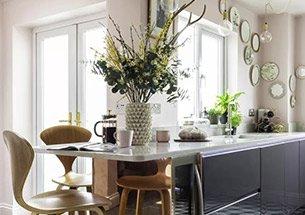 Thumb thiết kế nhà bếp sử dụng quầy bar đẹp hiện đại