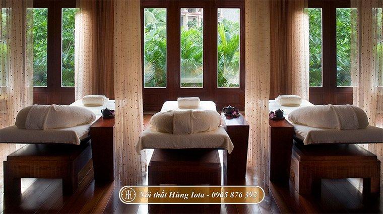 Giường spa nhỏ đẹp cho spa mini tại nhà
