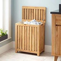Hộp gỗ đựng khăn decor giá rẻ nhiều công dụng TDK01