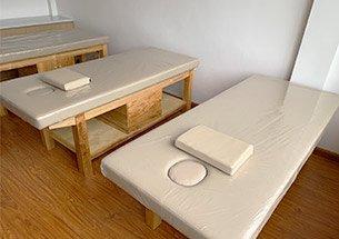 Thumb lắp đặt giường spa và giường gội