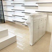 Thumb thiết kế nội thất shop giày