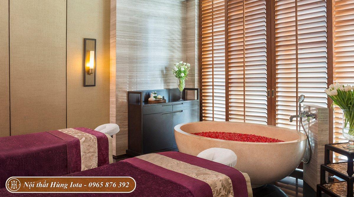 Trang trí nội thất phòng spa nhỏ đẹp tại nhà