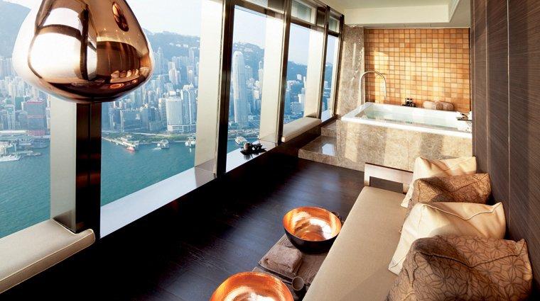 Trang trí phòng spa đẹp hiện đại