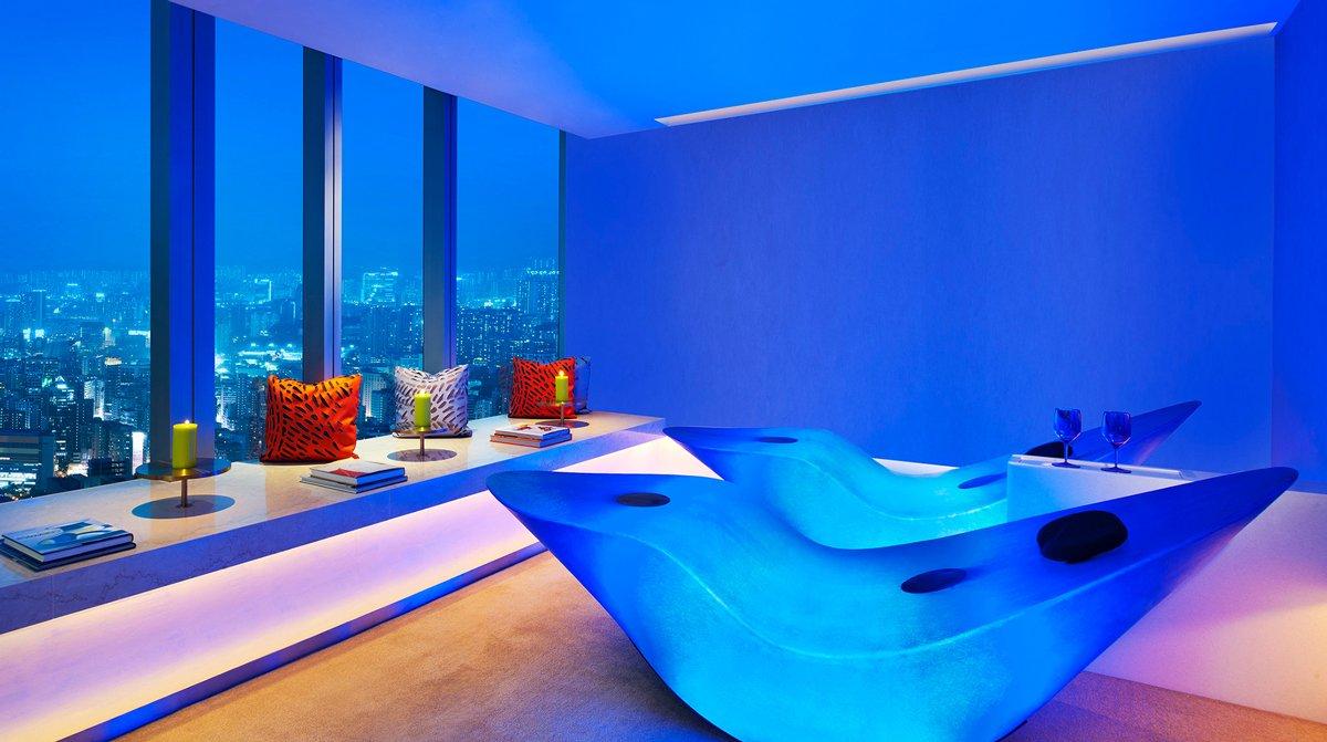 Setup nội thất phòng spa đẹp hiện đại