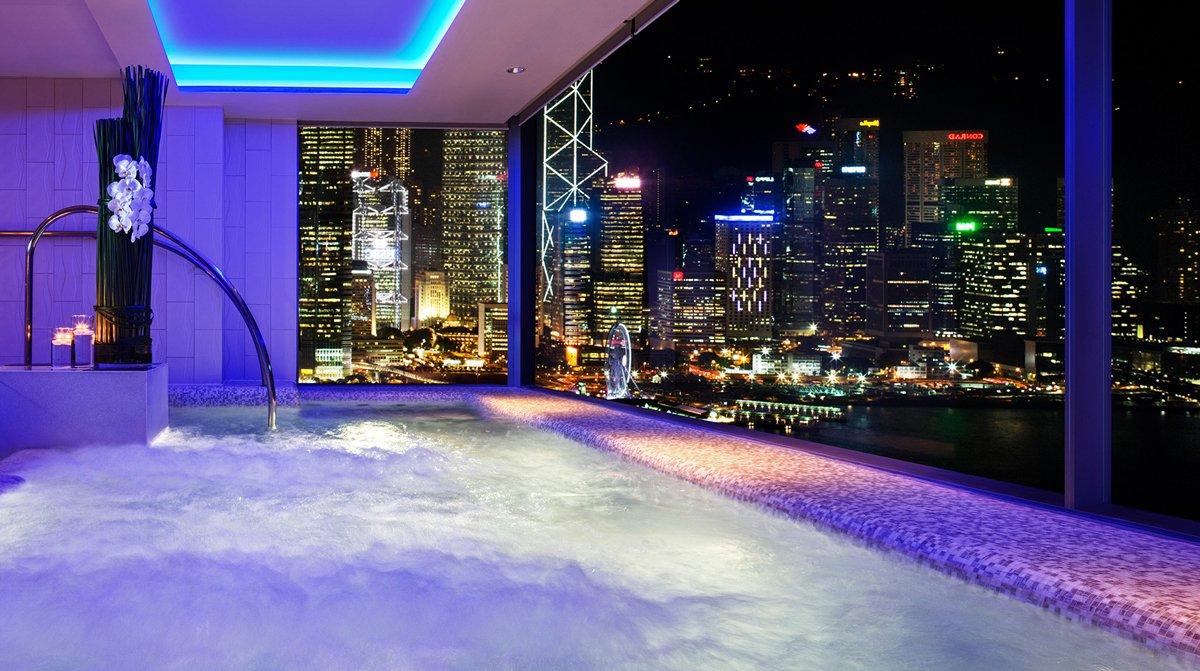 Thiết kế bể bơi cho spa