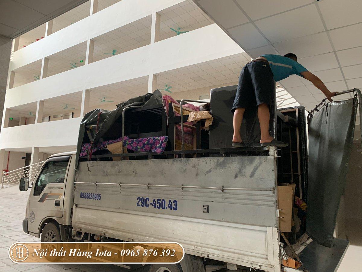 Vận chuyển giường massage cho bệnh viện ở Bắc Ninh