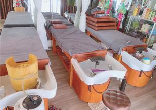 Thumb giường gội đầu dưỡng sinh tại Ba Đình