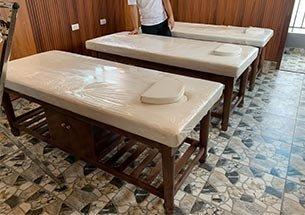 Thumb lắp đặt giường massage body cho khách sạn The West