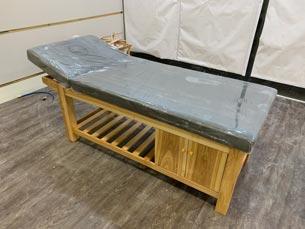 Thumb lắp đặt giường spa nâng đầu tại Tam Trinh