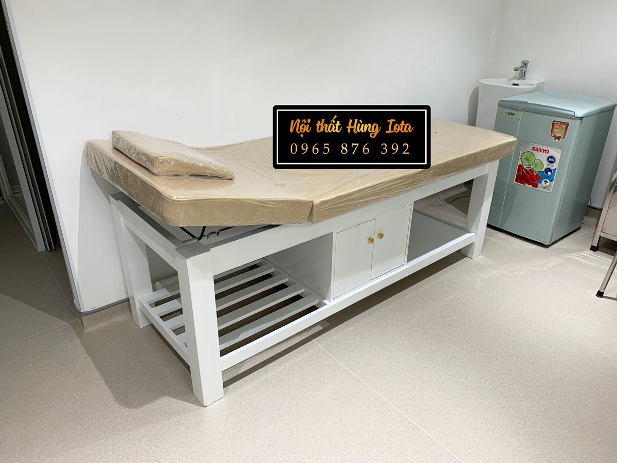 Giường bệnh viện nâng đầu đẹp cao cấp