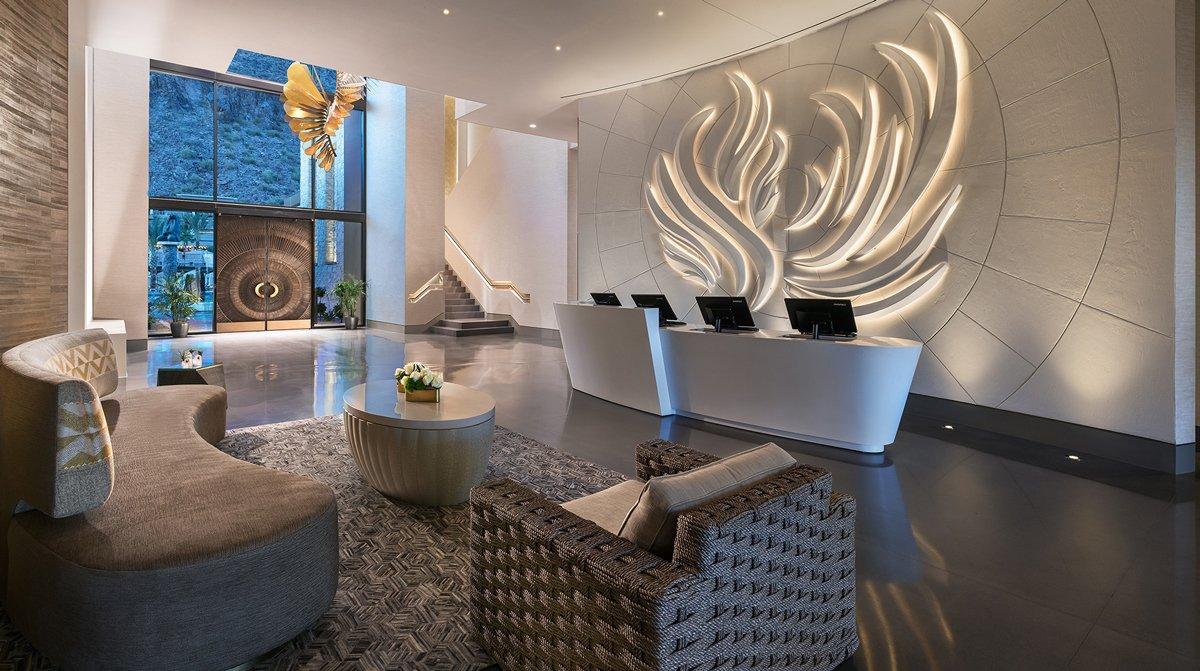 Thiết kế nội thất sảnh lễ tân spa tổng hợp đẹp sang trọng