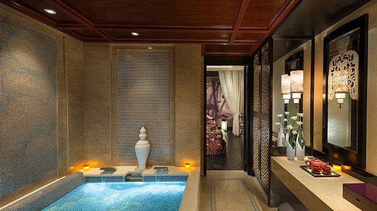 Thiết kế nội thất spa phong cách Trung Hoa