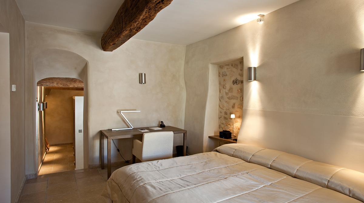 Thiết kế phòng spa phong cách Provence mộc mạc