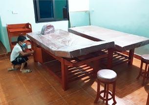 Thumb giường phòng khám đông y ở Quảng Ninh