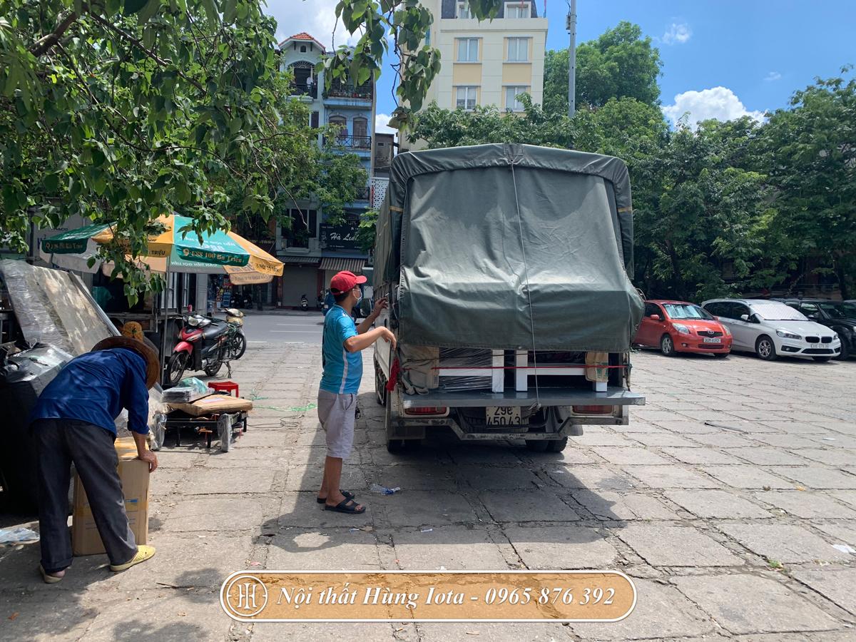 Vận chuyển giường spa ở Quảng Ninh đẹp