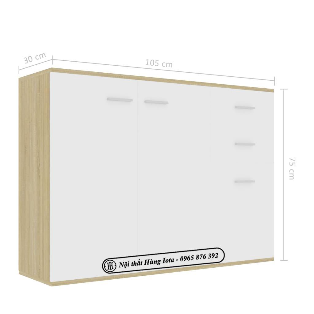 Kích thước tủ gỗ nhỏ gọn decor phòng ngủ
