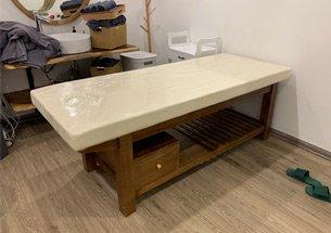 Thumb mẫu giường spa gỗ sồi đẹp giá rẻ