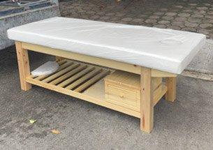 Thumb mẫu giường spa gỗ thông đẹp giá rẻ
