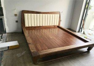 Thumb xưởng sản xuất giường ngủ gỗ óc chó