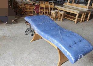 Thumb xưởng sản xuất giường nối mi cong gỗ tại Hà Nội